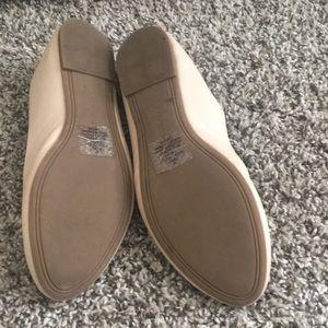 Express Shoes - Express nude flats